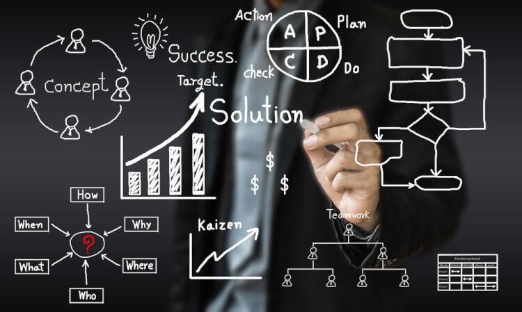 業務プロセスとは?改善するにあたってのポイントを解説