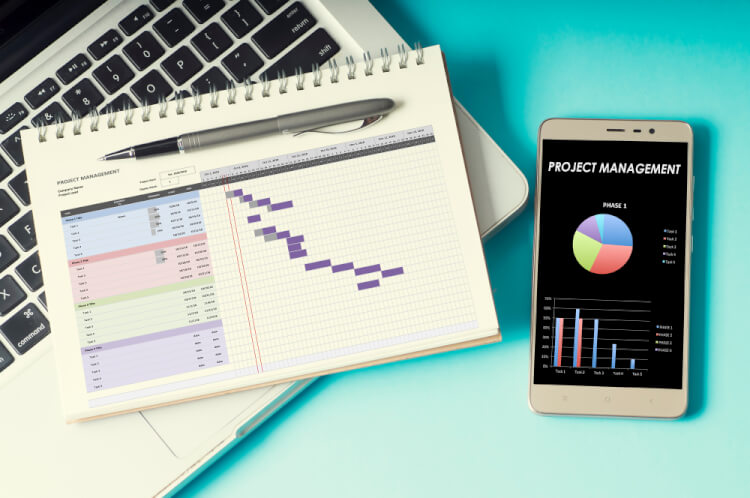 プロジェクト管理に導入を考えたいガントチャートアプリ5選