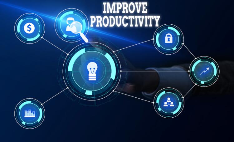 企業として検討したい、生産性向上のための取り組み施策