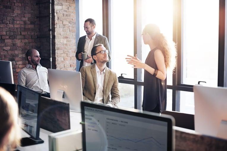 コミュニケーション管理がプロジェクト成功への鍵!目的やプロセスなどスムーズに進めるためのポイントを解説