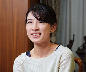 エトワール海渡 卸事業部 菊地祐子氏