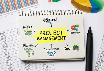 プロジェクト管理ツールの導入ステップとは?導入の注意点も説明