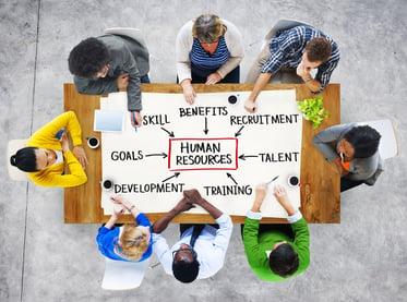 企業の人事部門の課題と対応策について