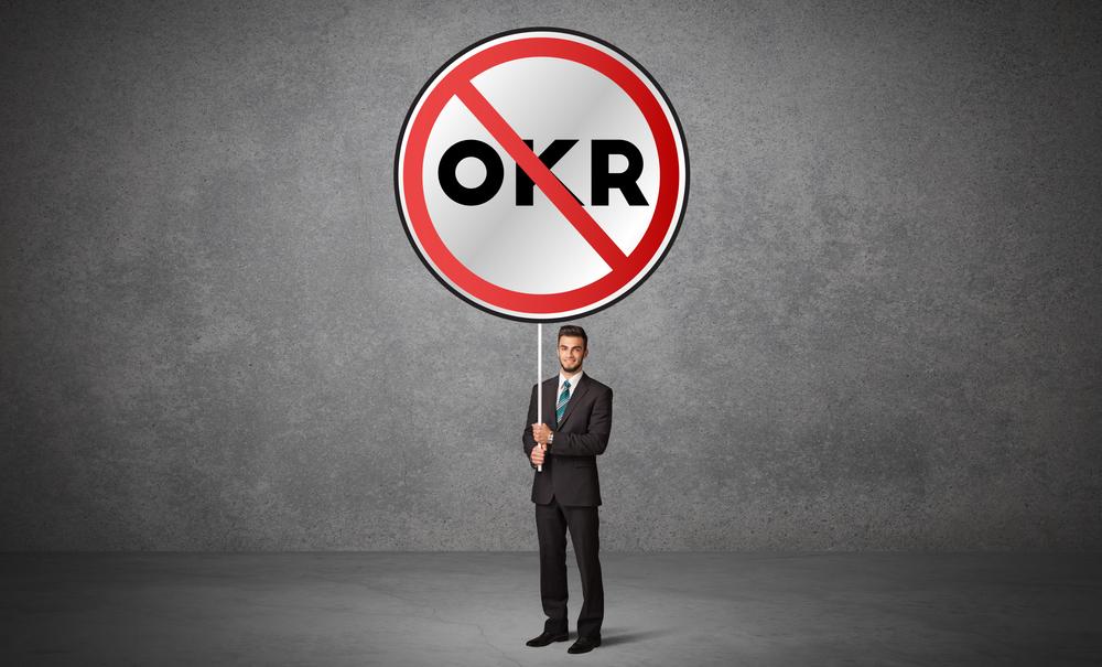 導入の参考に知っておきたいOKRが失敗する8つの理由