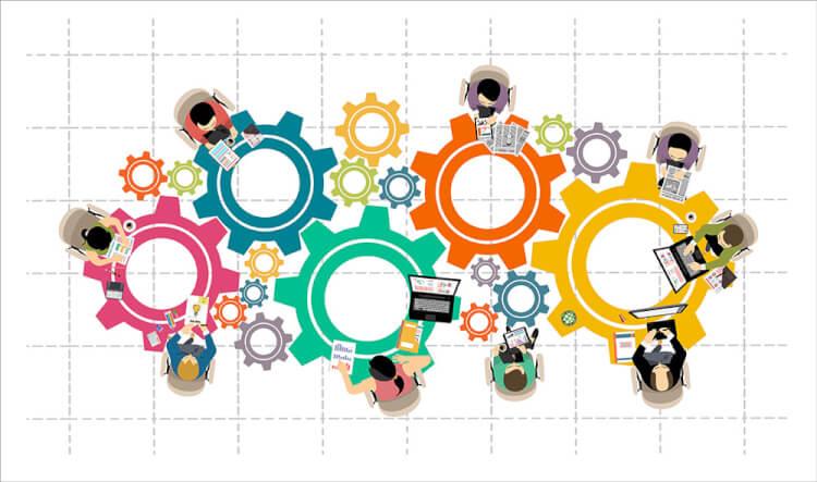 新しい働き方の鍵は「ワークマネジメント」にある01