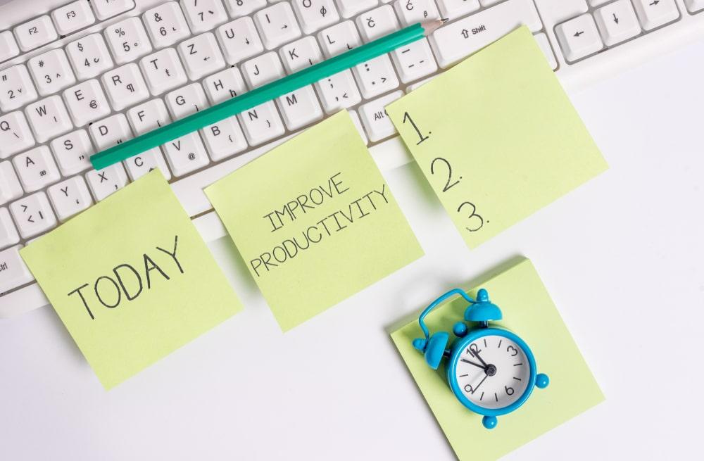 生産性向上とは?企業が実践できる7つのこと